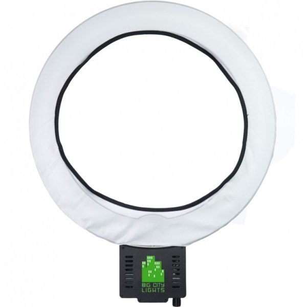 Fluorescent Ring light dimable diffuser Diva ring light Toronto Canada Montreal Calgary Edmonton Vancouver USA