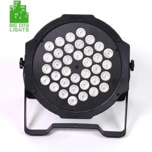 Medium LED PAR LIght 36 x 1W RGB