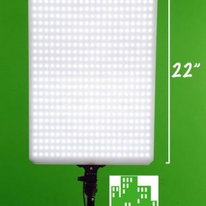 LED Soft Box Slim Small Panel Light Lighting Video Film Photography Canada Toronto Calgary Edmonton Montreal USA