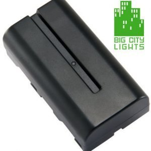 Sony NP-F550 Replacement Battery