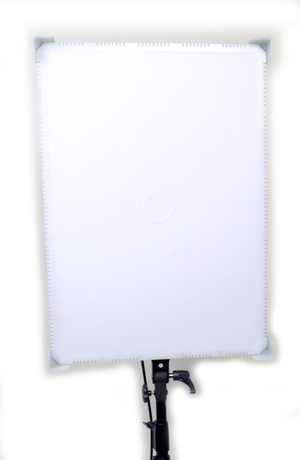 Bi-Colour 3200-5600K LED SOFT BOX Light for film, video and photography