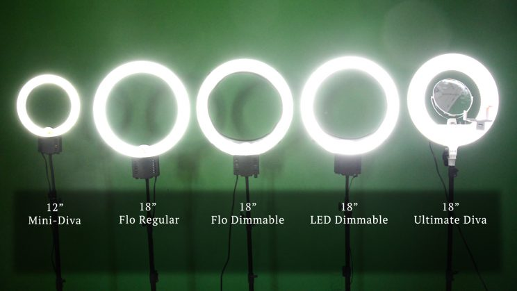 Which Ring Light Is Right For You Big City Lights