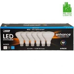 feit electric light bulb Canada Toronto Scarborough 6 pack flood