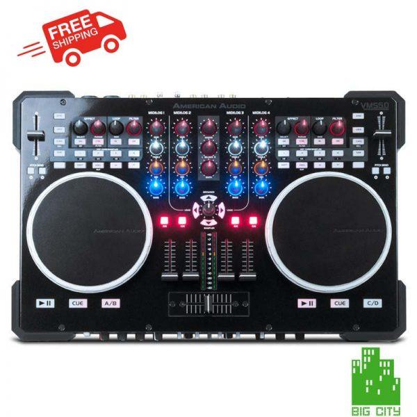 ADj american Audio VMS5 mixer Canada DJ