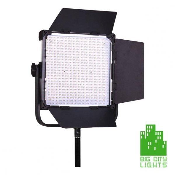 600 LED panel Toronto Canada ledgo film light