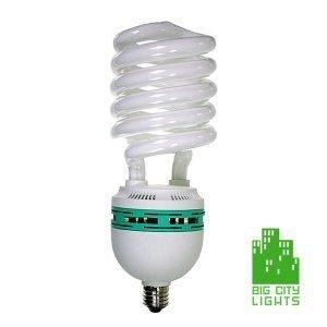 Giant Florescent Fluorescent CFL Lightbulb 85w Canada Toronto Film video