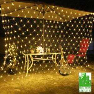 LED Net Fairy Light Warm White Canada Toronto light lite