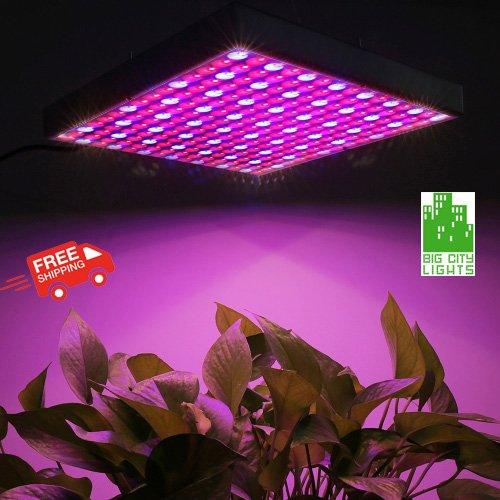 LED Grow plant light lite Canada 45w 225w