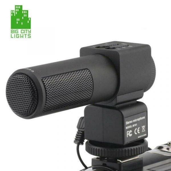 on camera microphone shotgun mic Toronto Canada video film