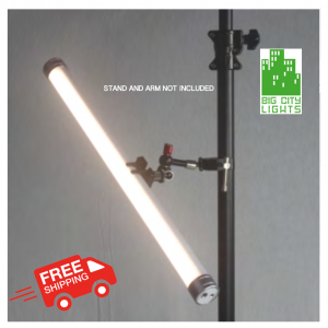 led tube light for film and video Toronto Canada bicolour