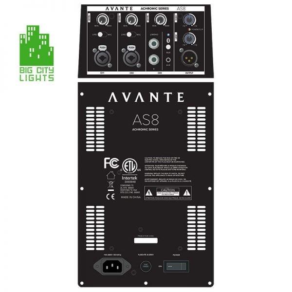 AVANTE AS8 COLUMN ARRAY POWERED SPEAKER SYSTEM - Canada ADJ