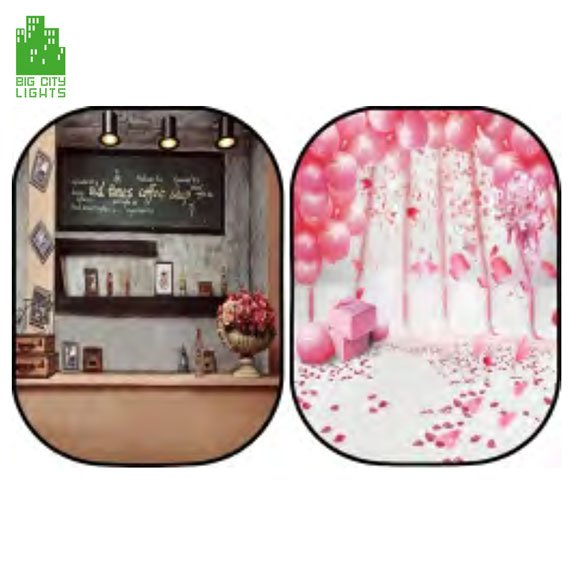 collapsable cherry blossoms french cafe background cherry photography foldable