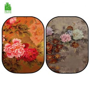 collapsable background wood floral photography Canada Toronto