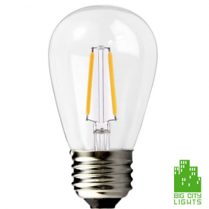 LED Edison Replacement Bulb Lightbulb Canada 2 watt