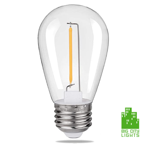 LED Edison-Replacement Bulb Lightbulb Canada 1w