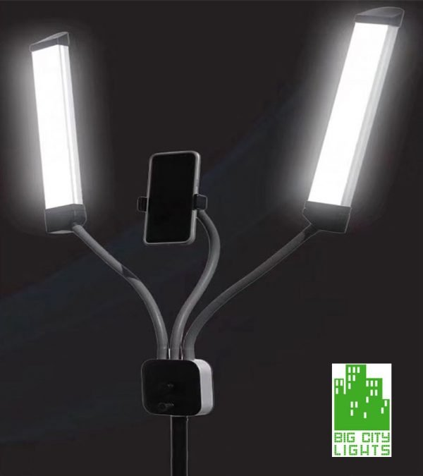 dual head led light Canada Toronto Selfie Lamp Youtuber