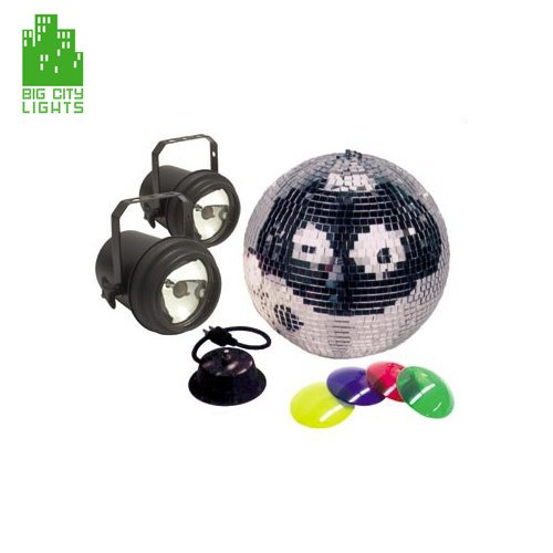 ADJ American DJ mirror ball package M-502L Canada Toronto