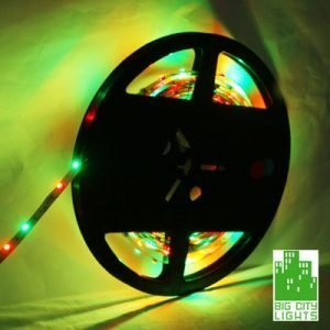 strip rope light RGB waterproof Canada Toronto