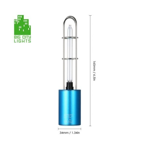 UVC lamp usb sterilization ozone disinfection Canada