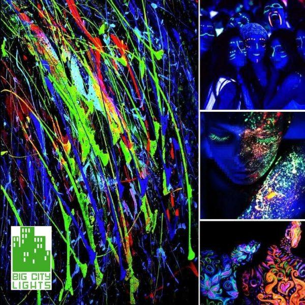 black light uv blacklight Canada party
