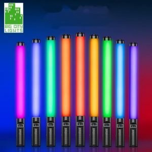 RGB ice light tube photography film Canada Toronto