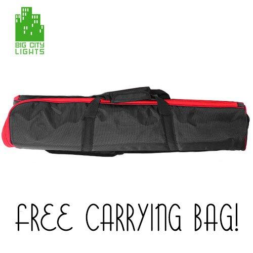 Tripod canada photo video Toronto Heavy Video Duty free carrying bag