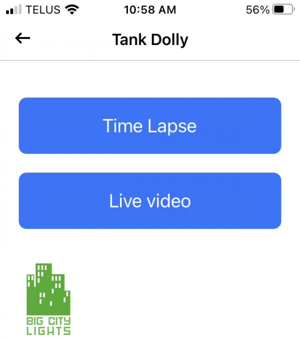 car tank slider dolly motorized app smartphone Scarborough