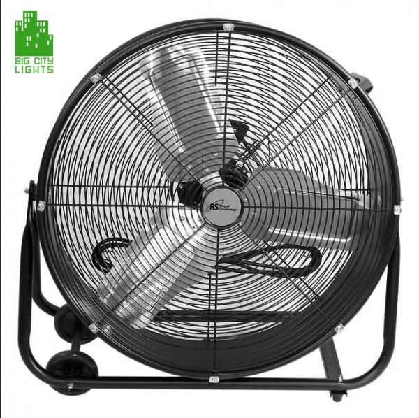 Royal Sovereign Commercial Drum Fan Canada Toronto 24 inch Scarborough