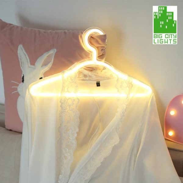 LED light HANGER CLOTHES Canada